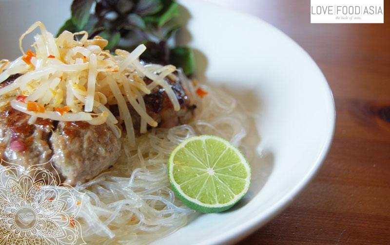Bún chả (Hanoi Pork Patties)