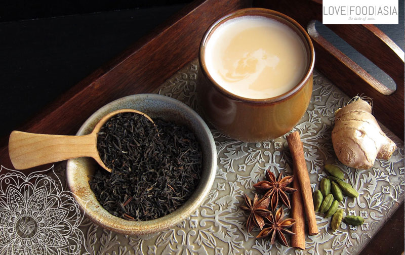how to make masala chai latte