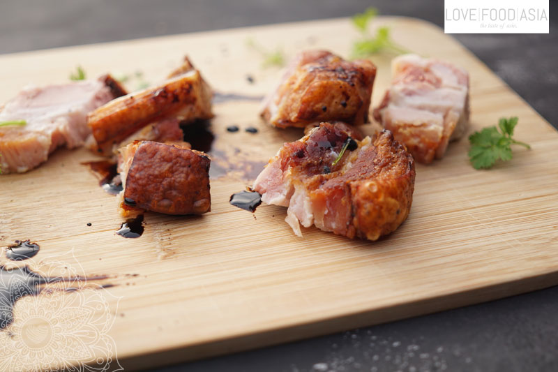 Crispy Pork Belly (Moo Krob)