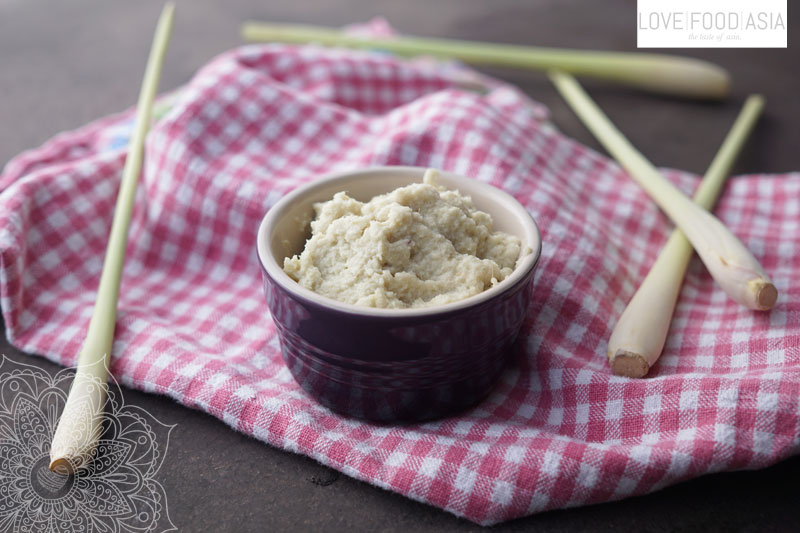 Zitronengras Paste (Kreung)
