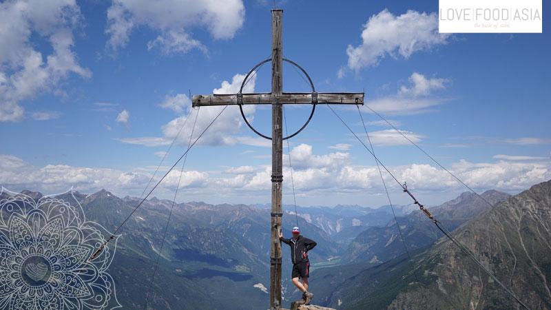 Gamskogel Gipfelkreuz